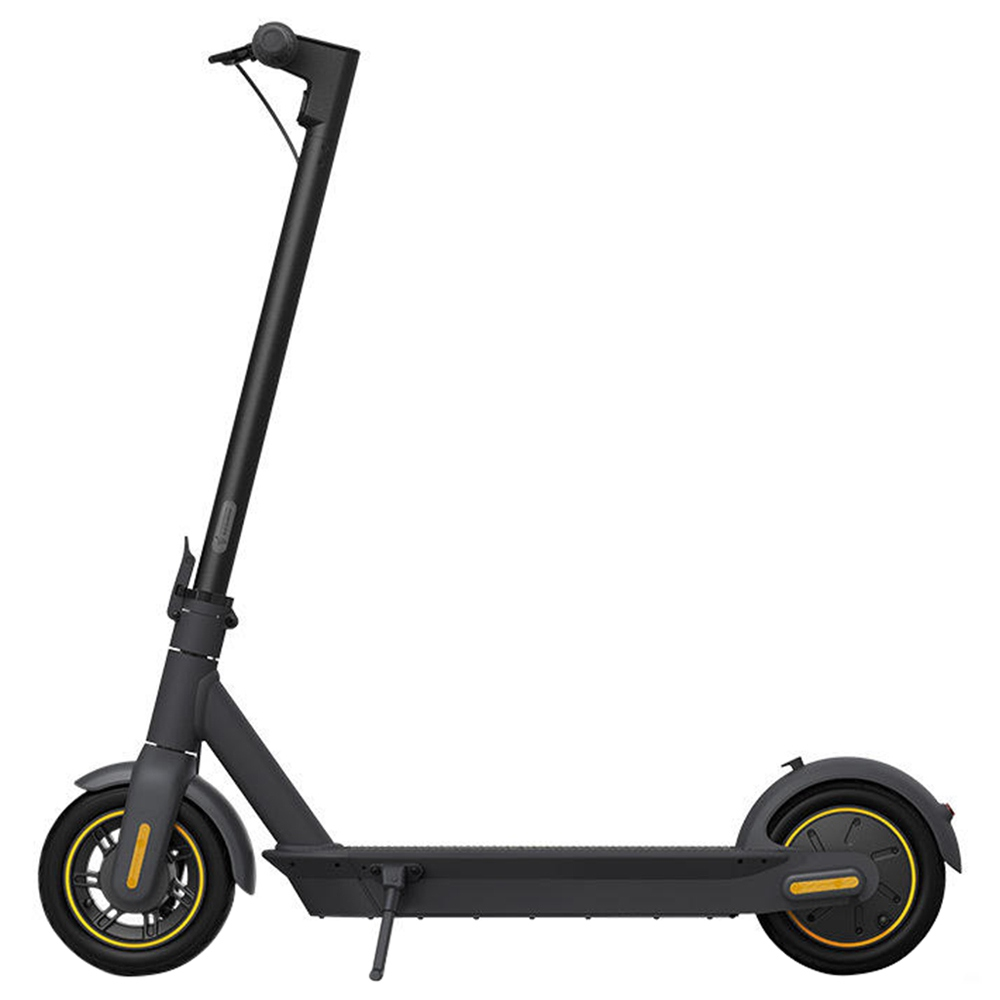 Ninebot KickScooter MAX G30 ‎Portable Folding Electric Scooter 350W Motor Max Speed 30km/h 15.3Ah Battery - Black