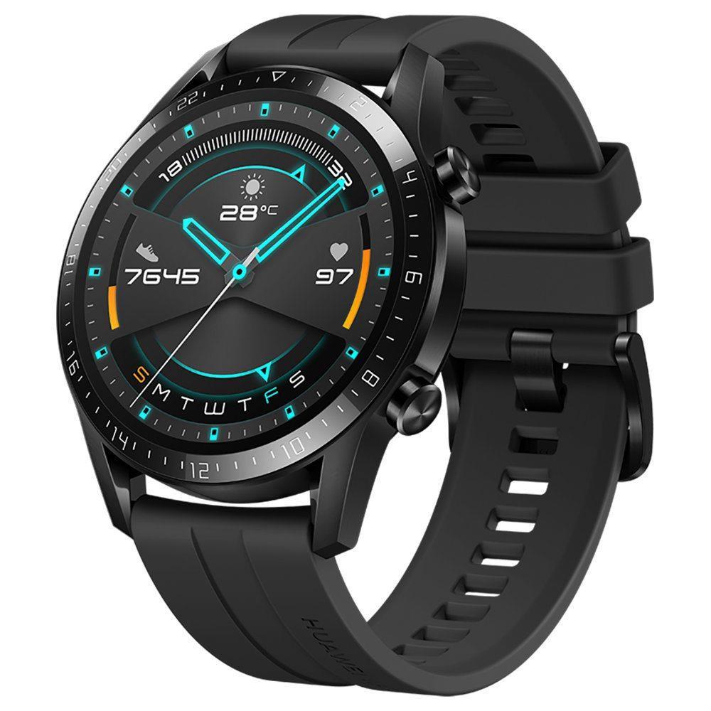 Huawei Watch GT 2 Sports Smart Watch 1.39 Inch AMOLED Colorful Screen Built-in GPS