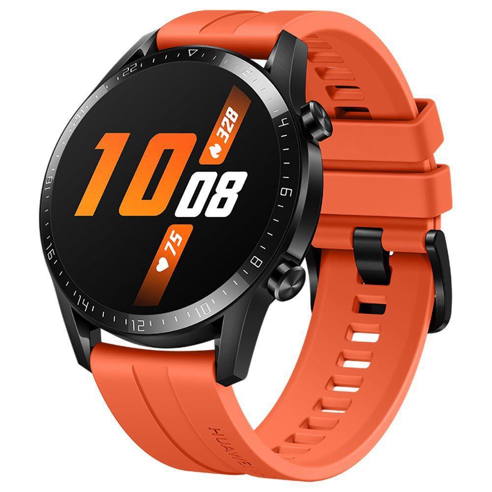 Huawei Watch GT 2 Sports Smart Watch - Orange