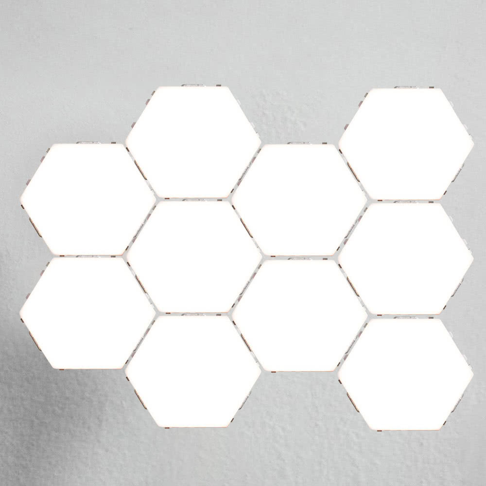10pcs Creative Modular Touch-sensitive Light