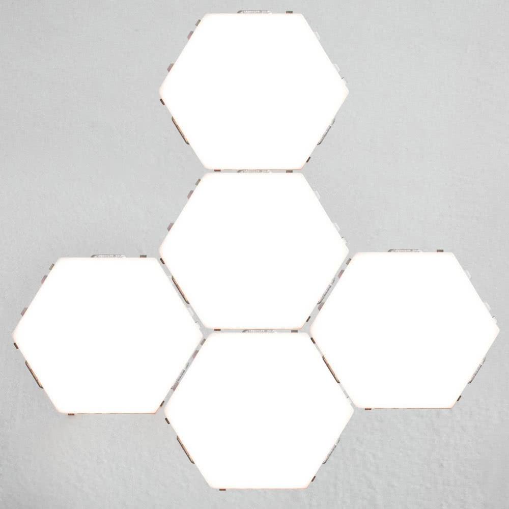 5pcs Creative Modular Touch-sensitive Light