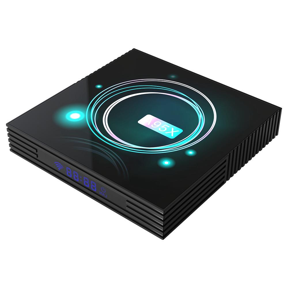 A95X F3 Slim Amlogic S905x3 Android 9.0 8K Video Decode TV Box 4GB/64GB