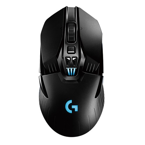 Logitech G903 Wireless Gaming Mouse RGB Backlight 16000 DPI USB Wireless Dual Modes Connection - Black