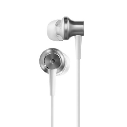 Xiaomi Active Noise Cancelling ANC Earphones Hybrid Type-C In-Line Mic Control for Xiaomi Mi6 MIX Note2 Mi5s /Plus Mi5 -White