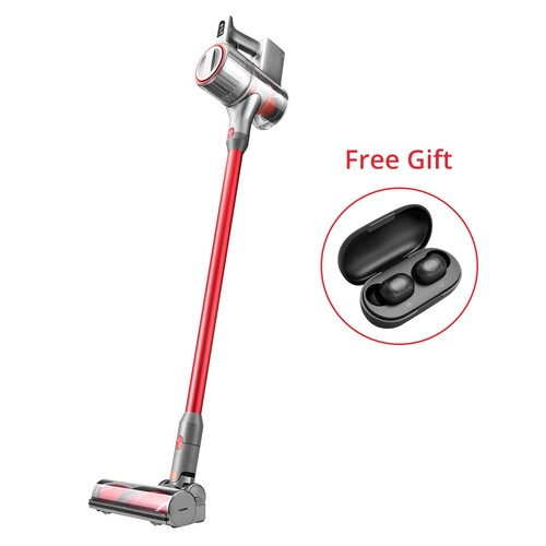Roborock H6 Adapt Cordless Vacuum 150AW Strong Suction 420W Brushless Motor 3610mAh Battery OLED Display Portable Wireless Handheld Vacuum Cleaner International Version - Space Silver