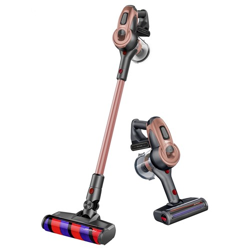 JIMMY JV83 Pet Cordless Handheld Vacuum Cleaner 20Kpa Strong Suction 400W Digital Brushless Motor 60 Minute Run Time Anti-winding Hair Global Version - Gold
