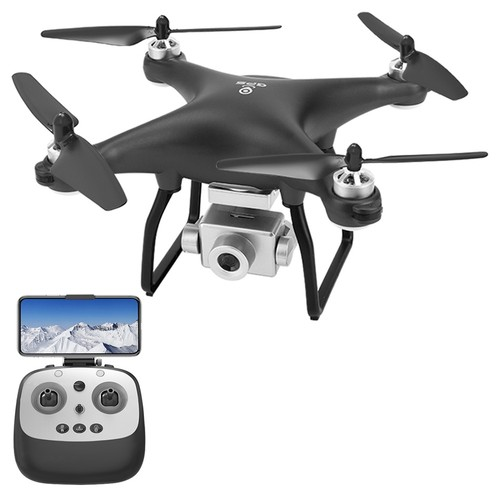 JJRC X13 5G WIFI Dual GPS Brushless RC Drone With 4K 120 Degrees Wide-angle ESC Antishake Camera RTF - Black