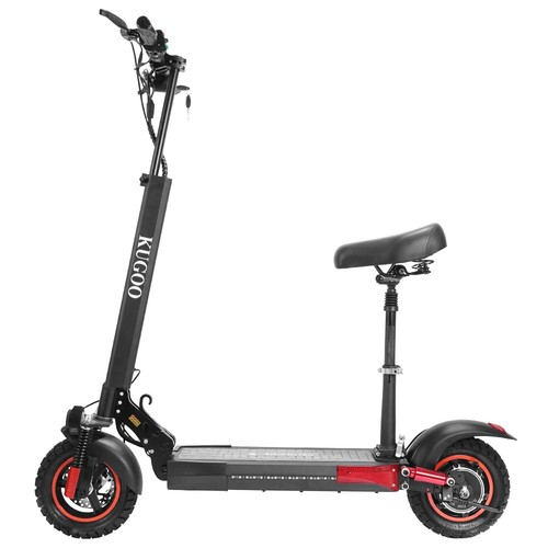 KUGOO KIRIN M4 PRO Folding Electric Scooter 10