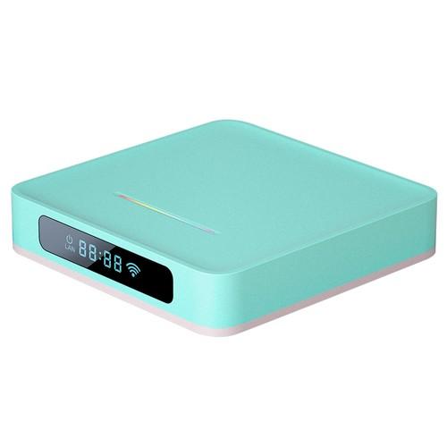 A95X R5 Android 10.0 RK3318 2GB/16GB 4K TV BOX 2.4G/5G WIFI 100M LAN Bluetooth USB3.0