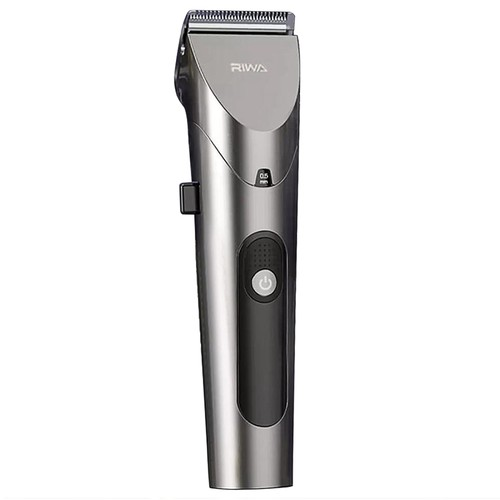 Xiaomi RIWA RE-6305 Electric Hair Clipper USB Rechargeable LED Display Low Noise Full Body Washable Strong Power Steel Cutting Head - Gray