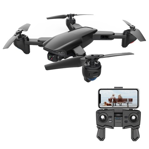 ZLRC SG701 720P 2.4G WIFI FPV Foldable RC Drone With Switchable Dual Cameras 50X Zoom RC Quadcopter RTF