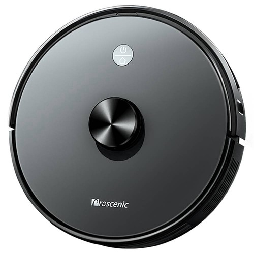 Proscenic M7 Pro LDS Robot Vacuum Cleaner with Laser navigation, 2700Pa Powerful Suction, App Support, Alexa Control, Multi Mapping, Ideal for Pets Hair, Hard Floor, Carpet