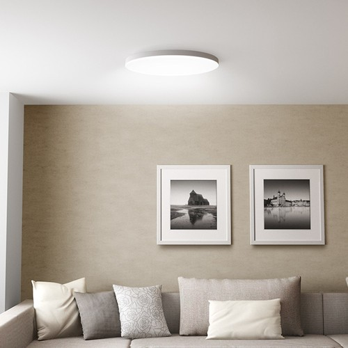 Xiaomi Mijia Smart LED Ceiling Light 220V Support WiFi / bluetooth / APP / Voice Control - White