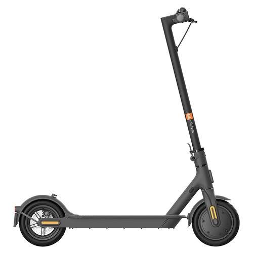 Mi Electric Scooter Essential Xiaomi Folding Electric Scooter Lite 250W Motor  8.5 Inch Pneumatic tires 20km General range 20km/h Max speed IP54  E-ABS and Disc Brake Global Version - Black