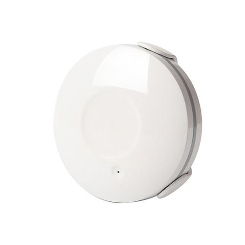 Geekbes NAS-WS02W Smart Water Flood Sensor Detect Water Leakage Wifi Replaceable Battery Waterproof APP Control - White