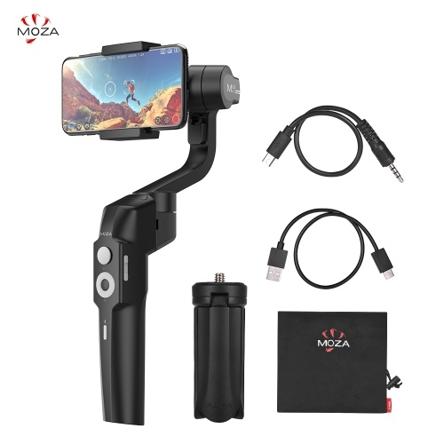 MOZA Mini-S Foldable Handheld 3-Axis Gimbal