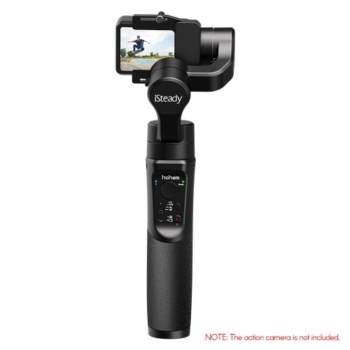 hohem iSteady Pro 2 Upgraded 3-Axis Action Camera Gimbal