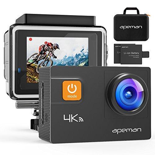 APEMAN アクションカメラ