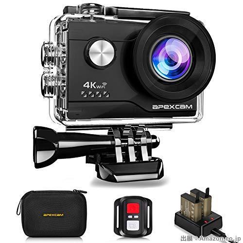 Apexcam アクションカメラ