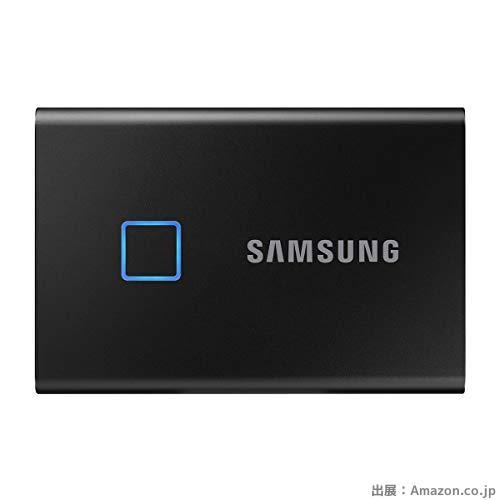 Samsung 外付けSSD T7 Touchシリーズ