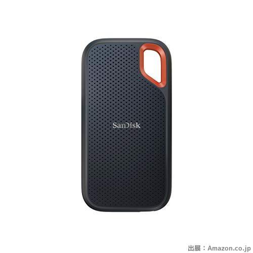 SanDisk SSD 外付け Extreme E61 GHシリーズ