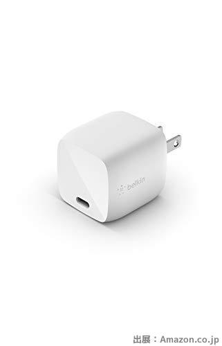 Belkin 充電器 USB-C 30W