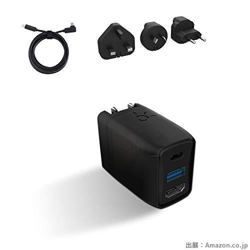 GENKI Dock スイッチ用ACアダプター