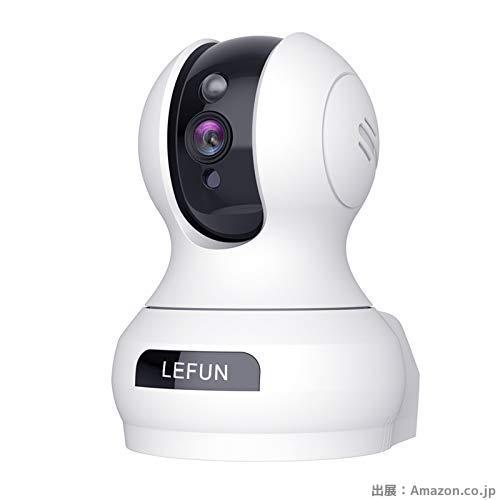 Lefun ネットワークカメラ 400万画素