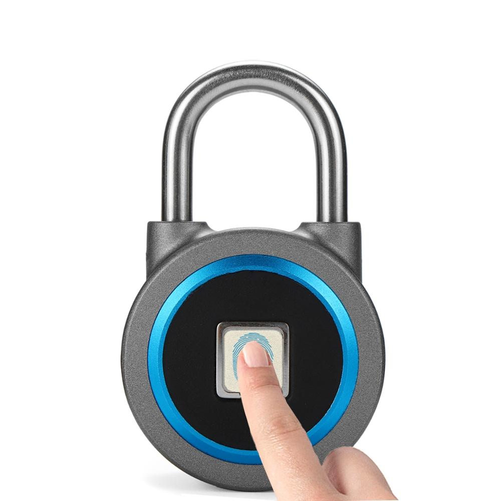 OKLOK Fingerprint Keyless Anti-theft Smart Lock