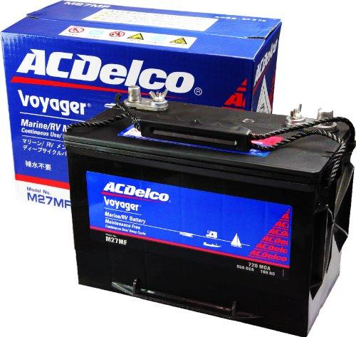 ACDELCO Voyager M31MF ディープサイクルバッテリー