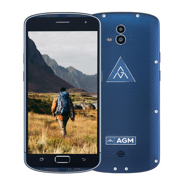 AGM X1 Snapdragon 617 MSM8952 1.5GHz 8コア
