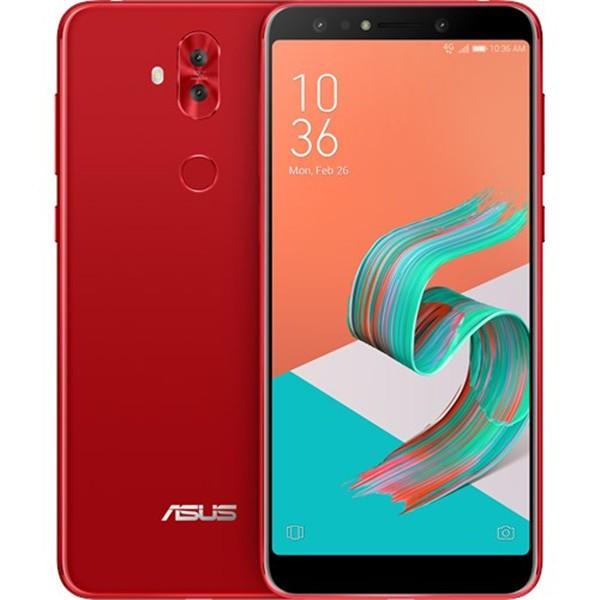 Asus Zenfone 5 Lite ZC600KL Snapdragon 630 SDM630 2.2GHz 8コア RED(レッド)