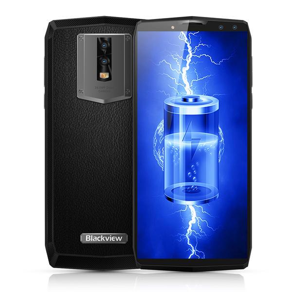 banggood Blackview P10000 Pro MTK6763 Helio P23 2.0GHz 8コア GRAY(グレイ)