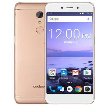 banggood Coolpad E2 Snapdragon 210 GOLD(ゴールド)