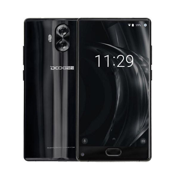 banggood DOOGEE Mix Lite MTK6737 1.3GHz 4コア BLACK(ブラック)