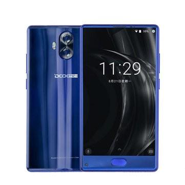 banggood DOOGEE Mix Lite MTK6737 1.3GHz 4コア BLUE(ブルー)