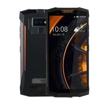 DOOGEE S80 Lite MTK6763 Helio P23 2.0GHz 8コア BLACK(ブラック)