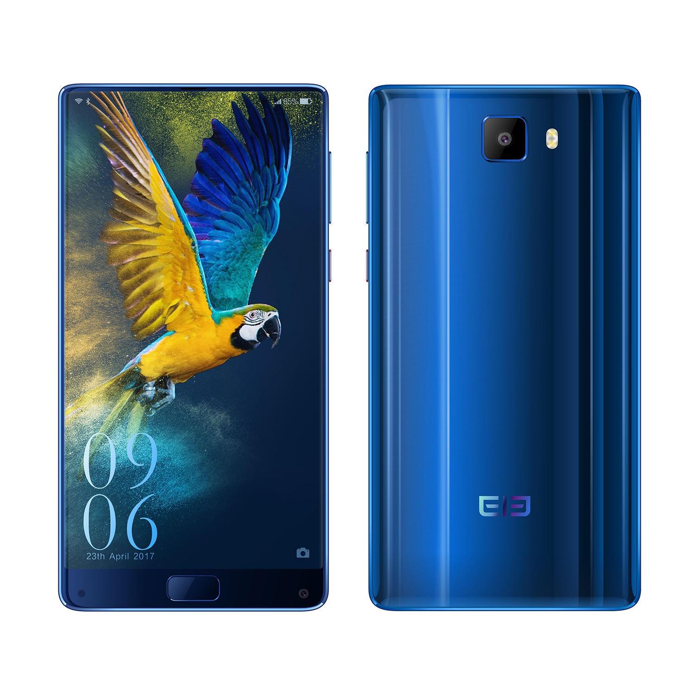 banggood Elephone S8 MTK6797 Helio X25 2.5GHz 10コア BLUE(ブルー)