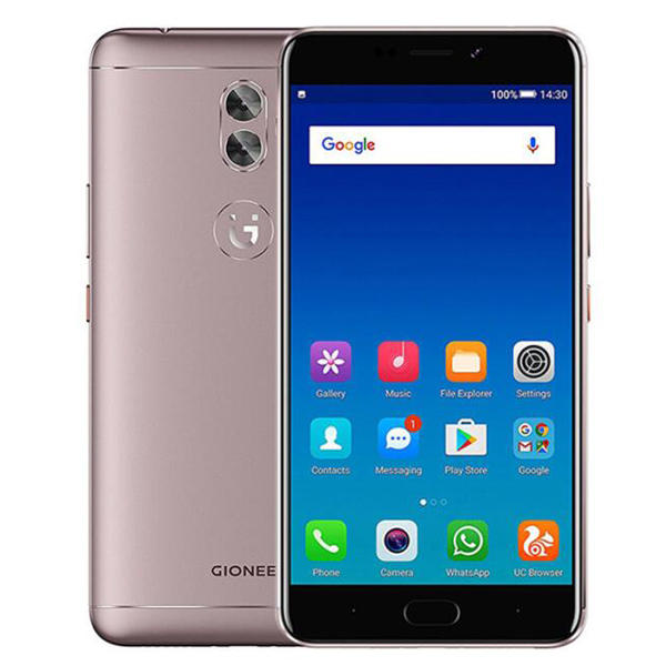 banggood GIONEE A1 Plus MTK6757T Helio P25 2.5GHz 8コア GOLD(ゴールド)