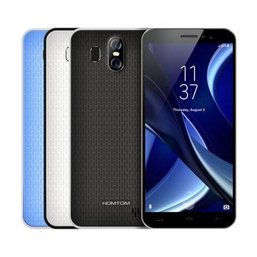 homtom s16 3G MTK6580 1.3GHz 4コア BLACK(ブラック)