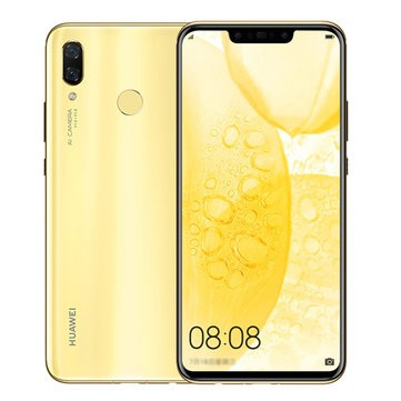 banggood HUAWEI Nova 3 Kirin 970 2.4GHz 8コア GOLD(ゴールド)