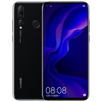 HUAWEI Nova 4 Kirin 970 2.4GHz 8コア BLACK(ブラック)