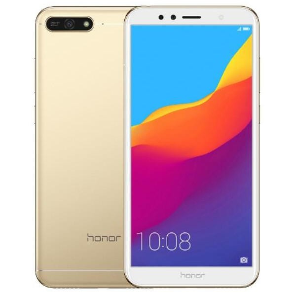Huawei Honor 7A Snapdragon 430 MSM8937 1.4GHz 8コア GOLD(ゴールド)