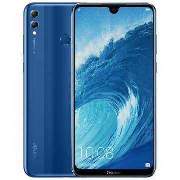 Huawei Honor 8X Max Snapdragon 636 SDM636 1.8GHz 8コア BLUE(ブルー)