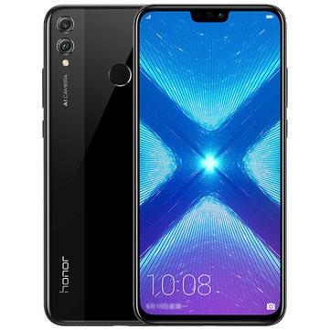 Huawei Honor 8X Kirin 710 2.2GHz 8コア BLACK(ブラック)