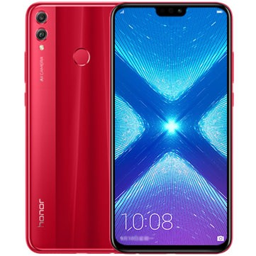 Huawei Honor 8X Kirin 710 2.2GHz 8コア RED(レッド)