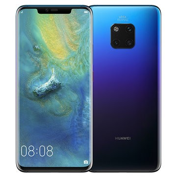 Huawei Mate 20 Pro Kirin 980 8コア Twilight(トワイライト)