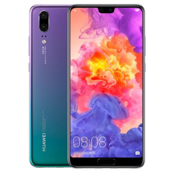 banggood Huawei P20 (EML-AL00) Kirin 970 2.4GHz 8コア Twilight(トワイライト)
