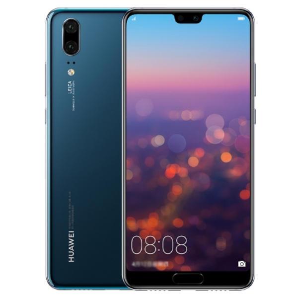 banggood Huawei P20 (EML-AL00) Kirin 970 2.4GHz 8コア BLUE(ブルー)