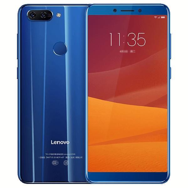 banggood Lenovo K5 MTK6750 1.5GHz 8コア BLUE(ブルー)